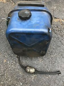 Mitsubishi Satoh Beaver Buck M372 S470 S370 Fuel Tank W Fuel Filter And Cap