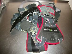 Nos Miller By Sperian Revolution Safety Arc Rated Harness Rknar tb bdp s mbr