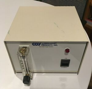 Coy Laboratory Products Dry Gas Purge System For Humidity Chamber Control