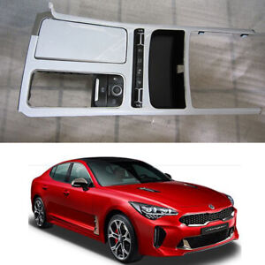 Oem Genuine Parts Aluminum Console Cup Holder Kits For Kia Stinger 2017 2018