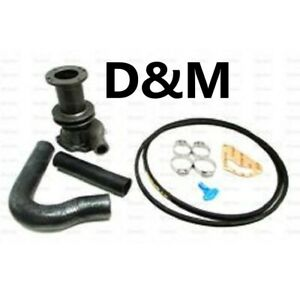 Water Pump Kit For Ford New Holland 501 601 701 801 901 S 119846