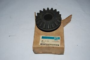 Nos Gm 3869344 Posi Side Gear 10 Bolt 8 2 Rear End 28 Spline