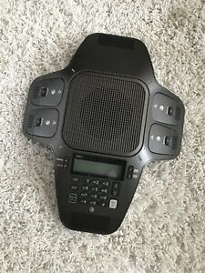 At t Sb3014 Dect 6 0 Conference Phone With Wireless Mics