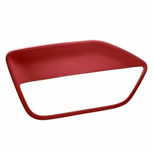 Coverlay Red Replacement Door Panel Insert 12 59 rd Fits 05 09 Ford Mustang