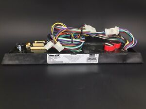 Whelen 9m4s 9m Edge Lightbar Strobe Power Supply 01 0285903 00 With Harness