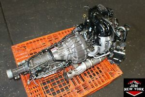 06 07 08 Mazda Rx8 1 3l 6 port Engine 6 speed Automatic Trans Ecu Jdm 13b 1