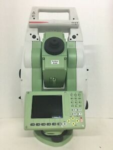 Leica Ts 12 Total Station