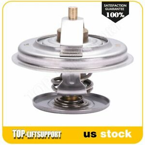 Engine Coolant Thermostat Assembly For 1973 1999 Mercedes Benz 1102000515