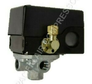 Furnas Hubbell 69jf8ly2c Pressure Switch 115 On 150 Psi Off Air Compressor Part