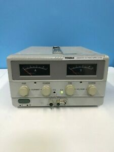 Tenma 72 2085 30v 6a Dc Power Supply Tested For Power Check Picture