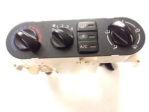 Nissan Sentra A c Heater Climate Temperature Control Unit Oem Warranty 60 Days