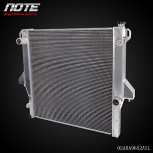 For 2003 2011 Dodge Ram 2500 3500 5 9l 6 7l Cummins All Aluminum Radiator