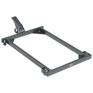 Delta Mobile Base 8 In Jointer Foot Operated Control Lever Heavy Gauge Steel