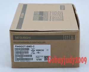 New In Box Mitsubishi Hmi Touch Panel F940got swd c