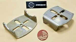 Sr Rear 3 5 Axle Lower Air Bag Mounting Brackets Air Ride Suspension Weld On