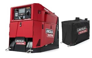 Lincoln Ranger 330mpx Engine Welder Generator K3459 1 W Cable Package