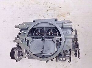 Carter Competition Series Carburetor 9635s 625cfm Electric Choke