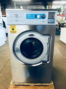 Coin Operated W645cc Wascomat Washer Used
