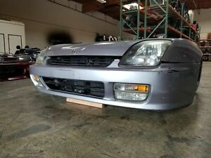 1997 2001 Jdm Honda Prelude Sir Front End Conversion Bb8 Nose Cut Silver Bb5 Bb6