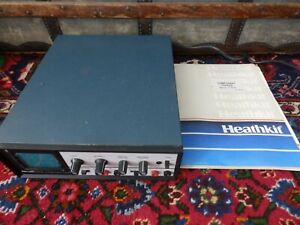 Vintage Heathkit It 2232 Component Tracer Complete Working Good Condition