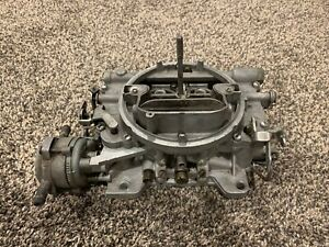 1963 65 Lincoln Continental Mel 430 V8 4v Carter Afb Carburetor 3524s Original