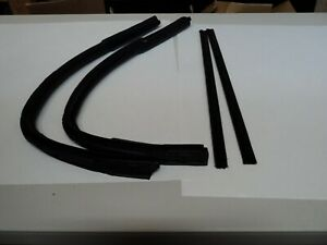 1948 To 1953 Dodge Truck Vent Window Rubber
