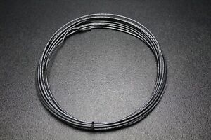 12 Gauge Thhn Wire Stranded Black 100 Ft Thwn 600v 90c Machine Cable Awg