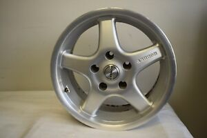 Bmw Borbet 16 7 5x16 Wheel Rim With Center Cabs Factory Oem