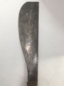 Vintage Whale Flensing Knife Whaling Blubber Tool Hand Made