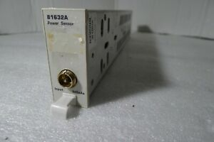 Agilent Hp 81632a Optical Power Sensor Module