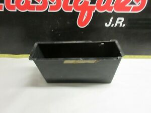 1971 1972 1973 Mustang And Cougar Console Glove Box Liner With Latch Nos But