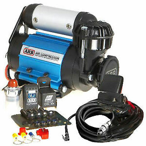 Arb High Output On Board 12v Air Compressor System Universal Ckma12