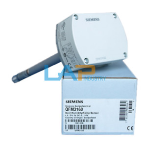 1pc New For Siemens Qfm3160 Temperature And Humidity Sensor