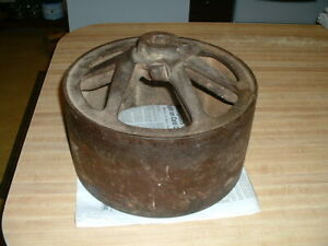 Vintage Ih Farmall F 12 F 14 Belt Pulley