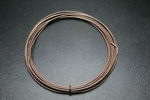 12 Gauge Thhn Wire Stranded Brown 100 Ft Thwn 600v 90c Machine Cable Awg