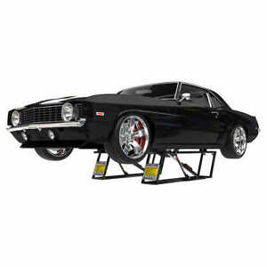 Quickjack 5 000 lb Capacity Portable Car Lift fast Free Shipping With Unloading