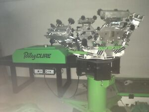 Riley Pro Complete Screen Printing Shop Package