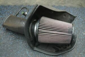 Jlt Air Intake Cleaner Filter Box Duct 5 4l Ford Mustang Shelby Gt500 2009