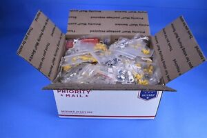 Wholesale Lot Insulated Vinyl Wire Ring Terminal Copper Core Large Assortment