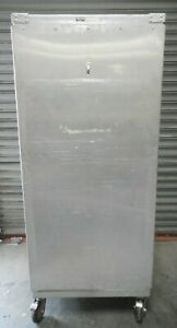 Metro Intermetro Bb9563 Non insulated Sheet Pan Rack Delivery Cabinet W Pans