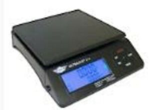 My Weigh Ultraship U2 Electronic Digital Shipping Postal Scale In Black