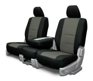 Custom Fit Seat Cover For Honda Pilot In Leatherette Front Rear