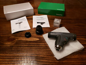 New In Box Welch Allyn Panoptic Ophthalmoscope W Cobalt Corneal Lens Eye