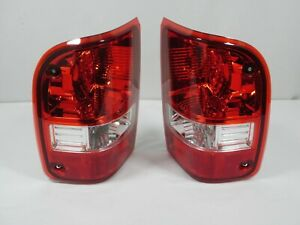 2006 2011 Ford Ranger Tail Brake Lights New Set L R