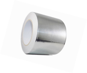 T r u Af 20r Heat Shield Resistant Aluminum Foil Tape 4 In Wide X 50 Yds 2m