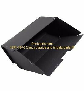 1971 1972 1973 1974 1975 1976 Chevy Caprice And Impala Donk Glove Box Liner