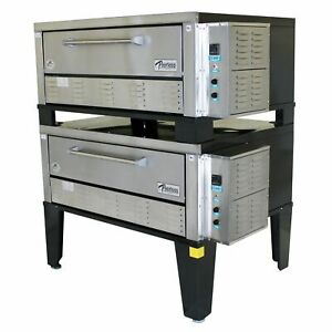 Peerless Ce42besc Oven Deck type Electric