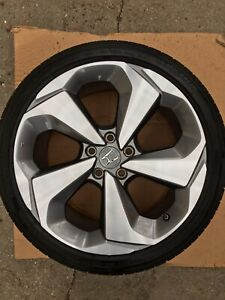 19 19 Inch Honda Accord Touring 2019 Oem Wheel Rim Rim With Tire Only One