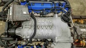 2013 Ford Mustang Shelby Gt500 5 8l Supercharged Engine 6 Spd T56 Liftout Motor