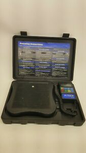 Blue point Digital Electronic Refrigerant Scale Act120 In Original Case